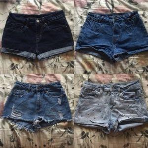 LAST CHANCE size 26 shorts bundle